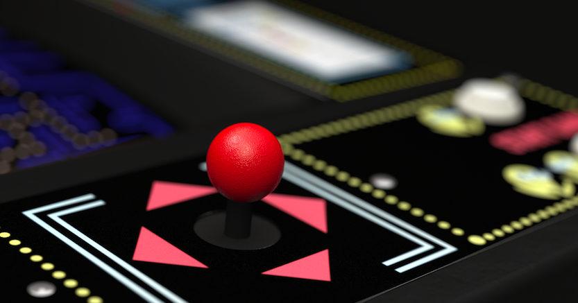 arcade joystick bartop