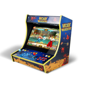 borne arcade bartop lyon flipper