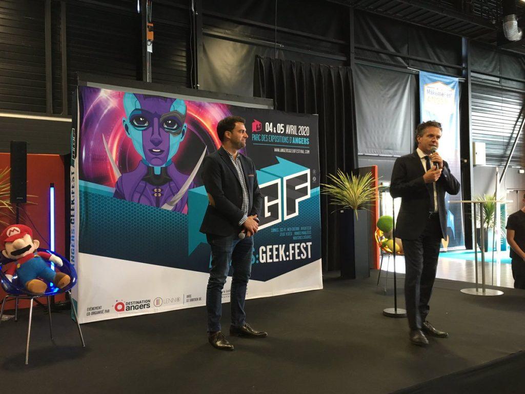 festival geek angers